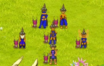 Un serveur, une guilde, une famille
