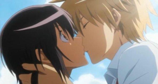 Fiche manga n°2 : Kaichou wa maid sama <3 <3 <3