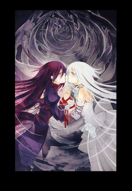 Fiche Manga n°3 : Pandora Hearts <3
