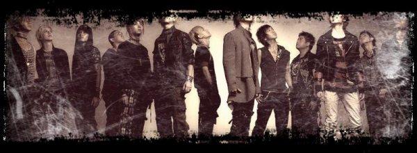 Top 10 des groupes coréens!