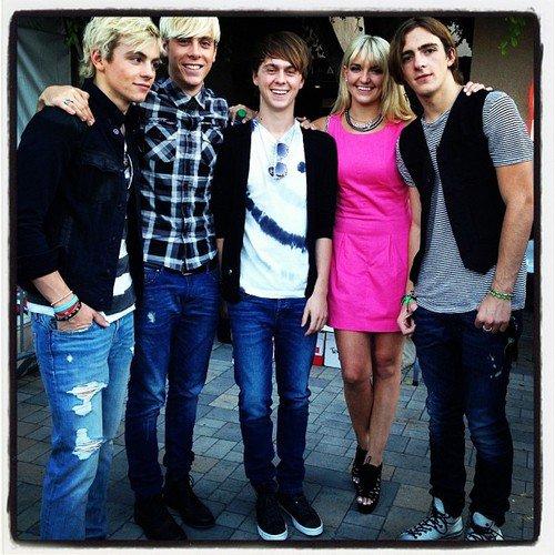 Chapitre 12 : Les Teens Choice Awards