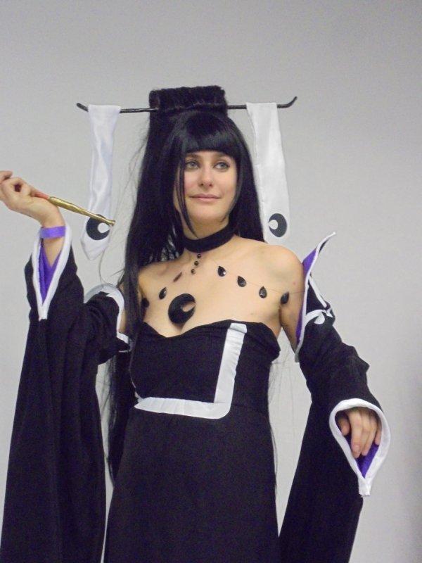 cosplay du Yuuko de xxholic