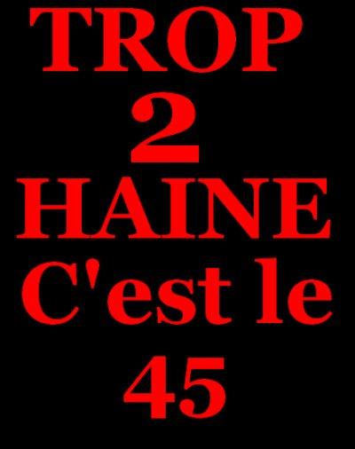 Hors la Loire / Trop2Haine- C'est le 4.5  (2045)