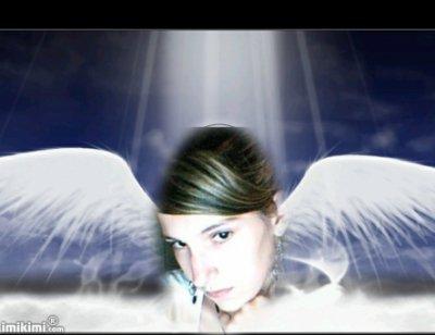 un nouvél ange de le ciél