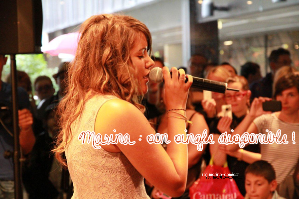 LE SINGLE DE MARINA DISPONIBLE SUR iTUNES !