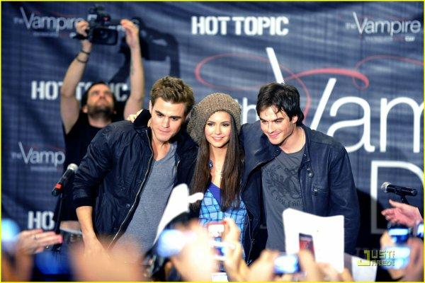 Vampire Diaries : De nouvelles révélations sur la saison 3