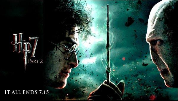 A suivre : Article sur Harry Potter 7 partie 2   !   Le dernier film bien a la hauteur de la plus magnifique et extraordinaire saga de tout les temps !