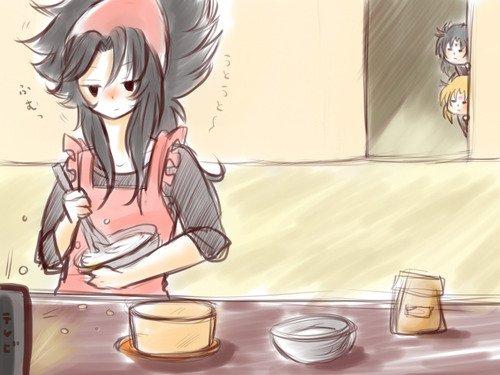 Hadès en cuisine :3