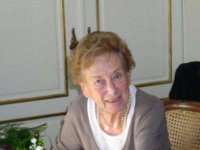 Denise Jadot est décédée le 9 aout 2011 à l'age de 86 ans