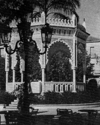 La place Clémenceau