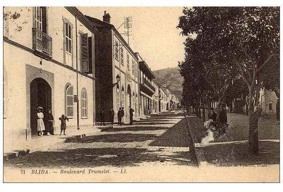 Les boulevards Malakoff et Trumelet