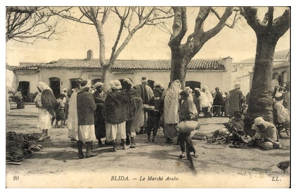 Le marché européen - Le marché arabe