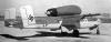 Le  Heinkel He 162 avion à réaction  allemand  à la fin de la guerre ,