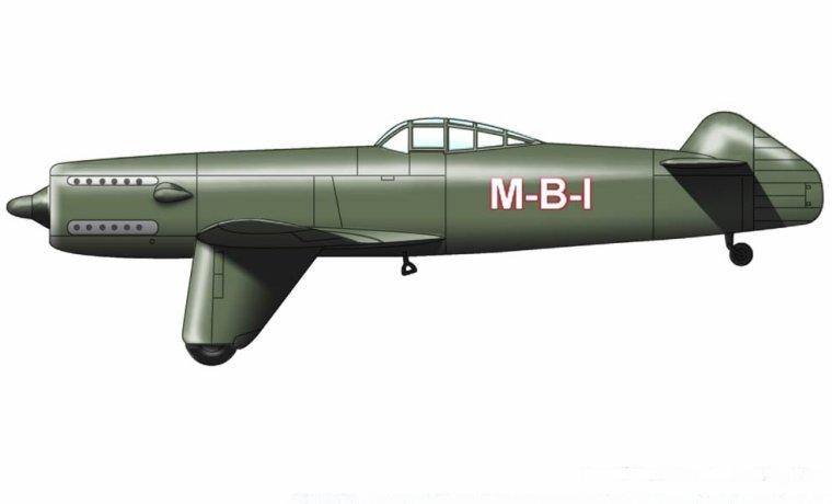 Premier article :   le Martin  Baker MB 1  sera suivi du MB2  , du MB3 et enfin du MB5