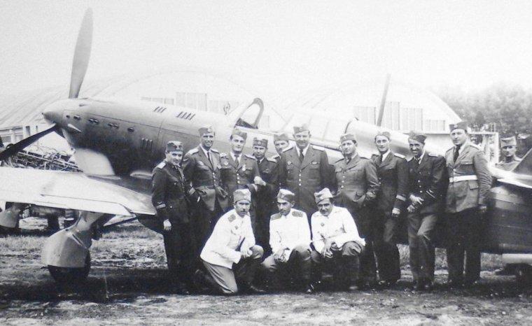 Avion Yougoslave  Rogozarski IK 3