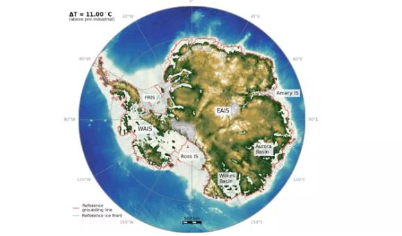 L'Antarctique pourrait fondre « de manière irréversible » en raison du changement climatique, prévient une étude (vidéo)