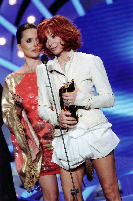 Mylène Farmer - NRJ Music Awards 2009