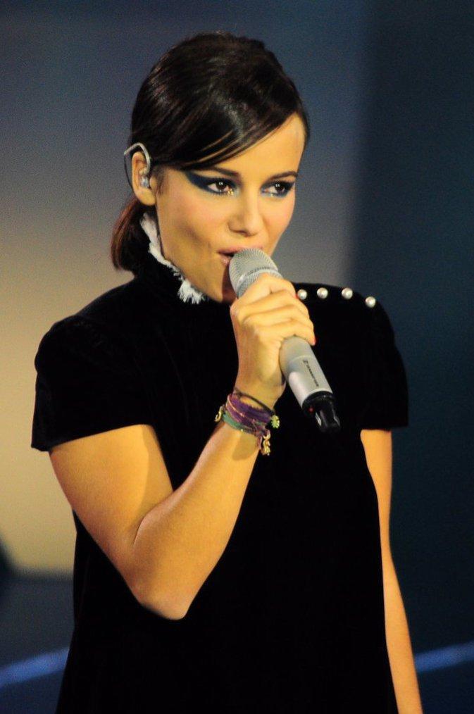 Alizée's 4 appearances in Graines de Stars.