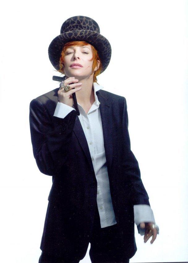 Mylène Farmer Plus grandir L'académie des 9 Antenne 2 14 janvier 1986