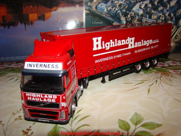 Ensemble Volvo Higland Haulage !!