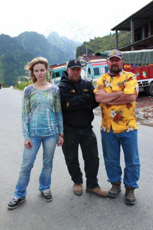 Ice Road Truckers - Deadliest Roads !!