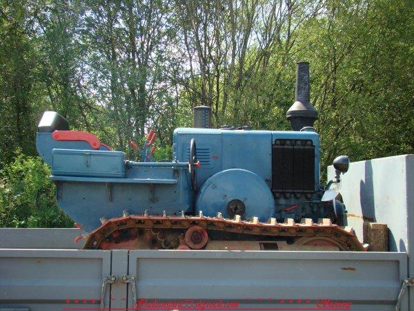Tracteur Pulling & Oldtimers Hondelange 2010, Belgique !!