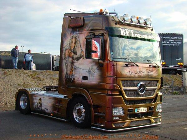 24 Heures du Mans Camions 2010 !!