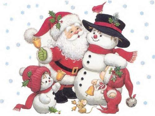 Joyeux Noël à toutes et à tous !!