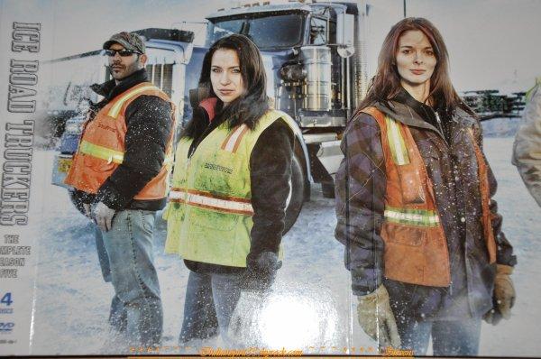 Le Convoi de l'Extrême / Ice Road Truckers !!