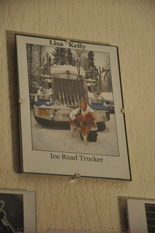 Exclusif : Ice Road Truckers !!