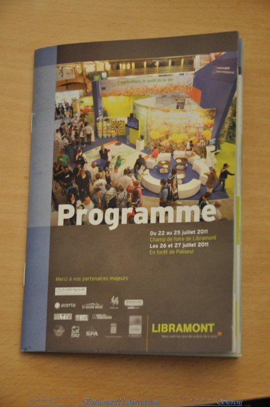 Foire Agricole de Libramont 2011, Belgique !!