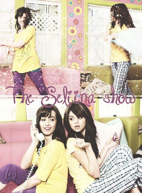 Demi and Selena ♥