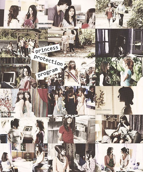 •Princess protection program •
