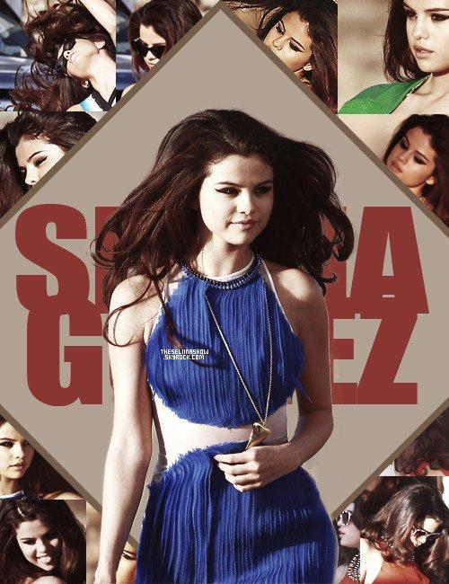 Tournage du nouveau clip de Selena