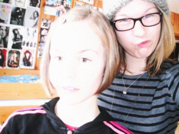 Moi & ma soeur ^^