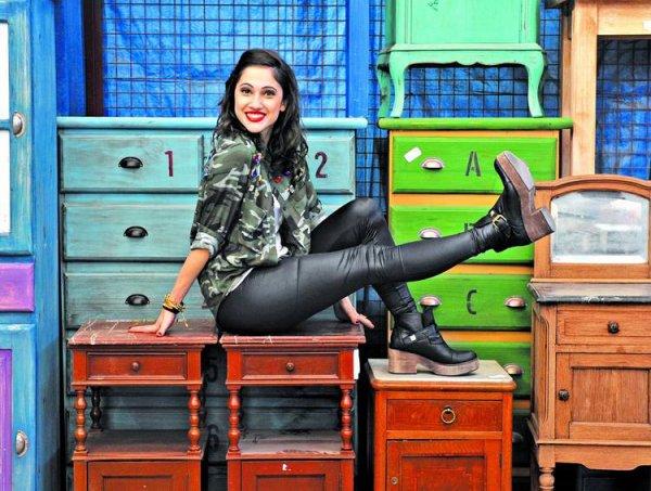 """Lodovica Comello: «Je suis une fille très Disney"""" Interview, tout lire!"""