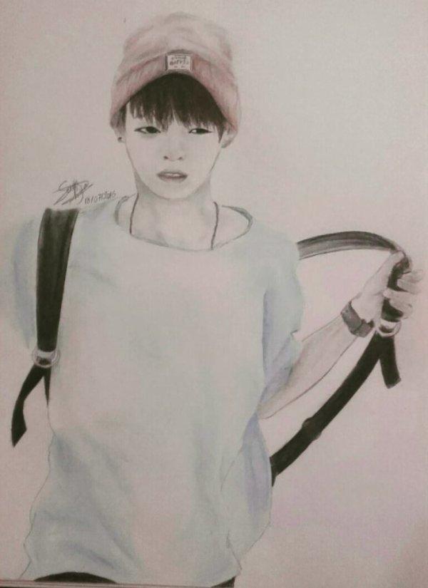 Dessin 296 • JungKook