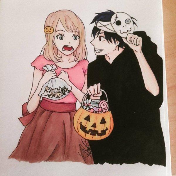 Dessin 316 • Halloween