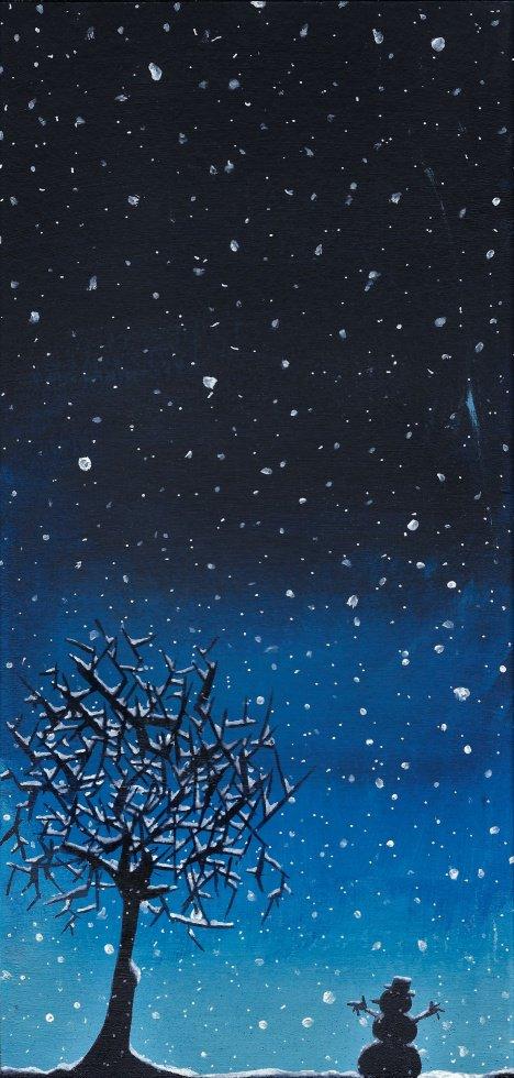 Dessin 320 • Winter