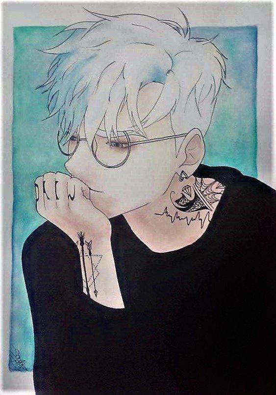 Dessin 342 • Jae