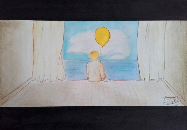 Dessin 368 • Little Prince