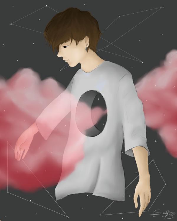 Dessin 375 • Dreamer
