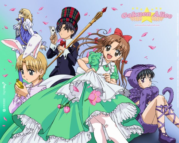 Gakuen Alice/ Alice Academy