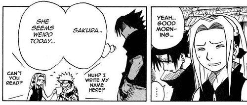 Sasuke OOC ? partie 3