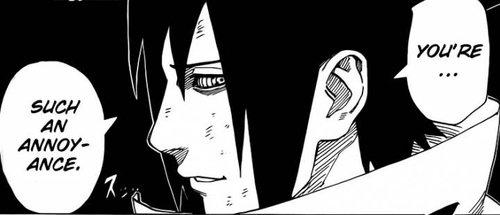Sasuke OOC ? partie 4