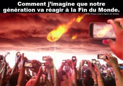 Comment j'imagine...
