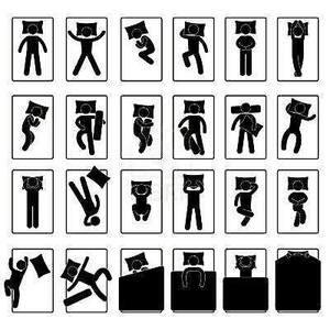 Quand j'arrive pas a dormir...