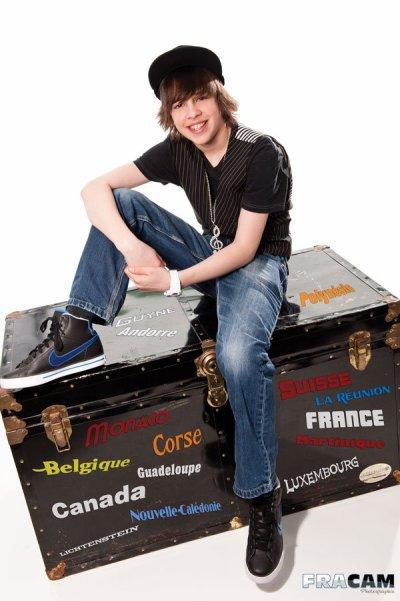 Jacob : On Dirais Qu'il a 16 ans Sur Cette Photo