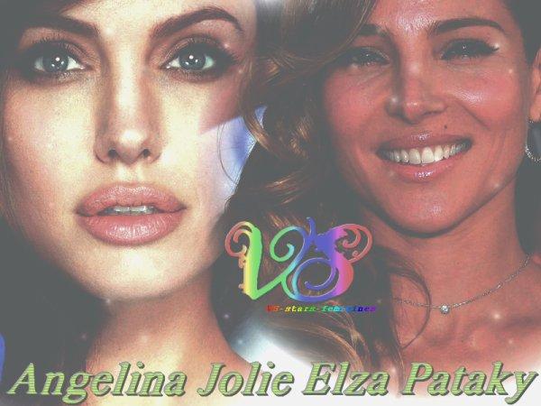 Angelina Jolie VS Elsa Pataky