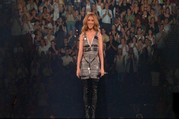 Céline Dion de retour dans les bacs en Novembre?